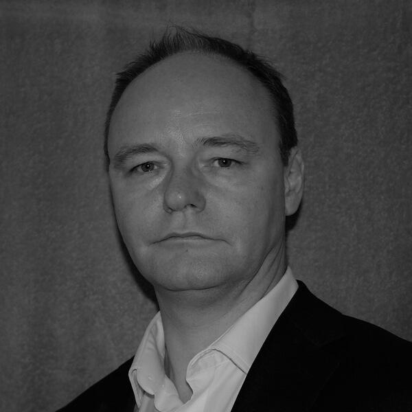 Graham Hutchins's headshot